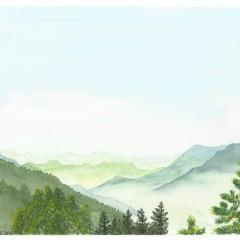 Du temps qui passe en montagne